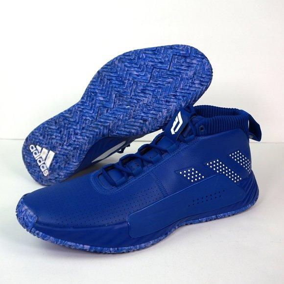 Adidas Dame 5 Basketball Shoes Royal